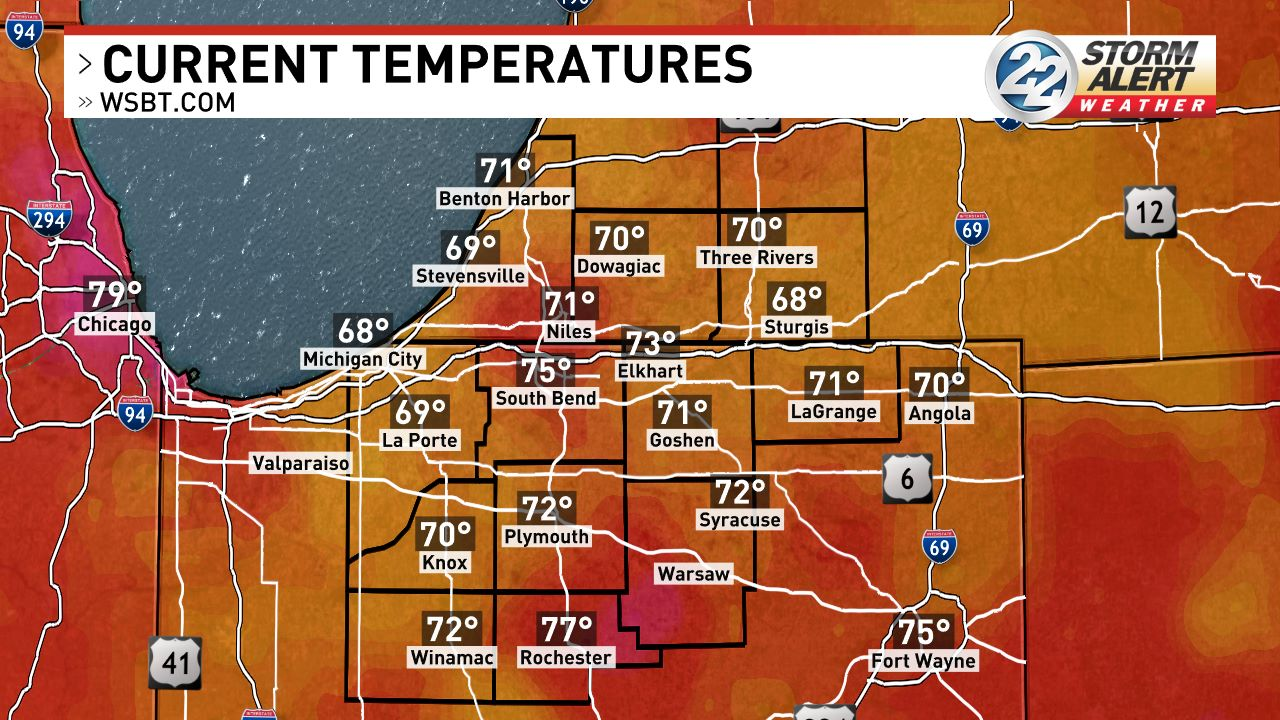 South Bend Weather | News, Weather, Sports, Breaking News | WSBT