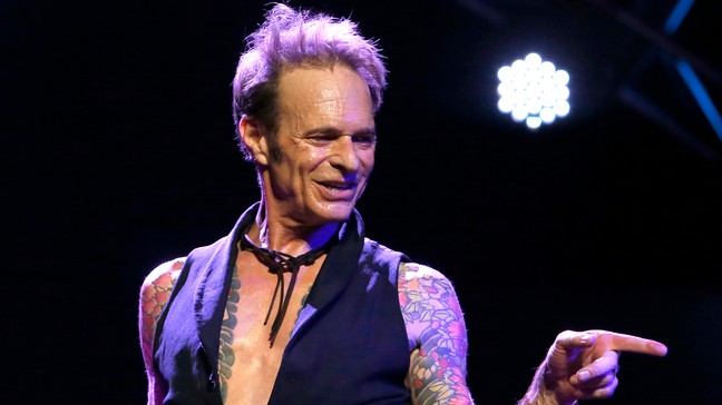 David Lee Roth Heading To Las Vegas For Series Of Shows Wsbt
