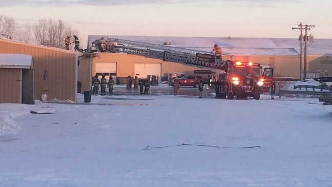 BREAKING: Fire reported at Coachmen Industries in Middlebury | WSBT