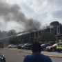 Fire breaks out at Old Farm Apartments in Elkhart