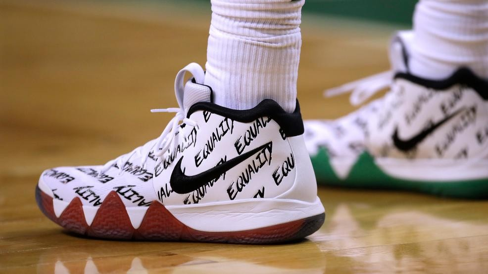 kyrie shoes equality