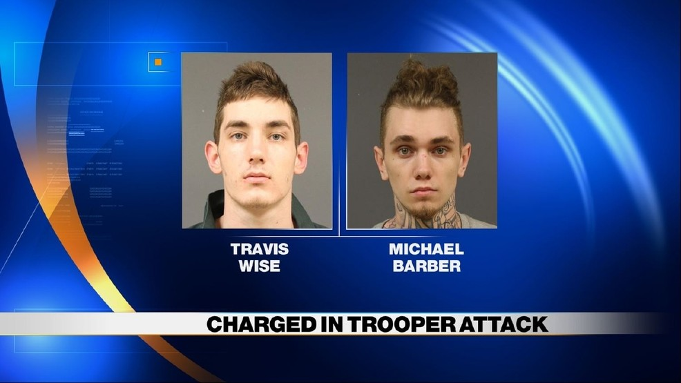 Half-brothers to stand trial in roadside attack on trooper