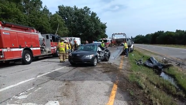 UPDATE: South Bend woman killed in crash involving car and dump