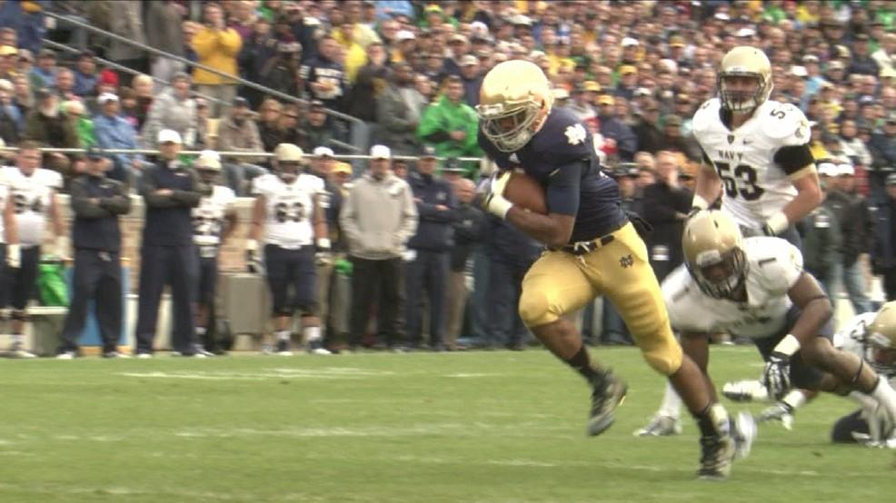 Former Notre Dame Running Back Dead At 27 Wsbt